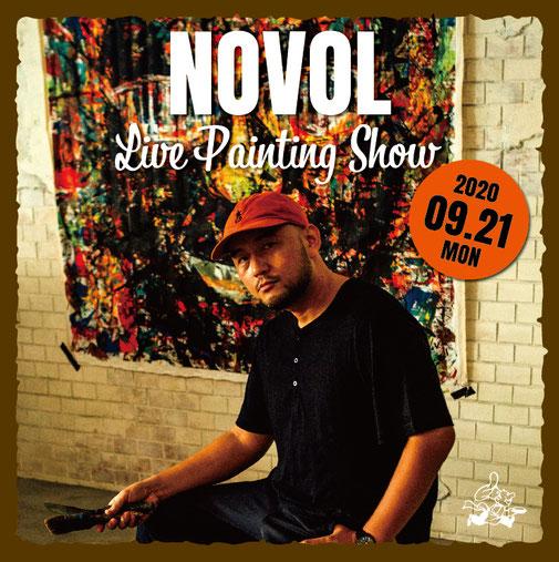 NOVOL, painter, livepaint