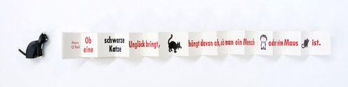 22. Band Marc O-Rell – Ob eine Schwarze Katze …, Beilage: kleine Katze