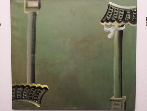 Galerie Bernd Lutze - Einladungskarte - Jubiläumsausstellung 2018