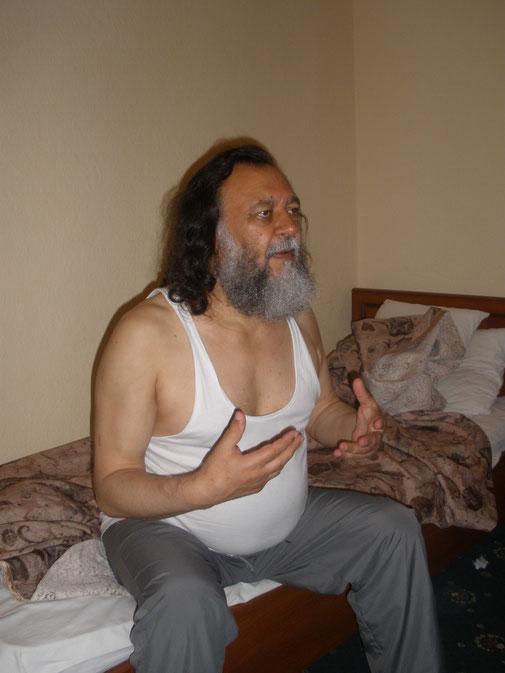 Моисей считается одним из сильных колдунов  Трансильвании