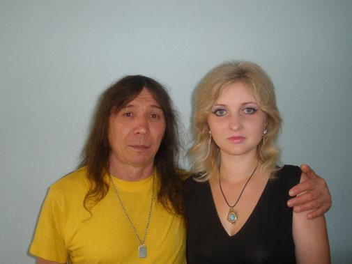 А это ведьма из Кировограда - Ольга Белокаменская , кстати - тоже талантливая