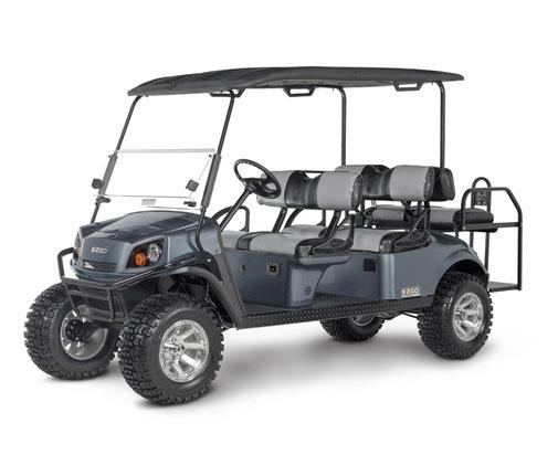 E-Z-GO EXPRESS L6, E-Z-GO Limo Golf Cart, Multipassenger