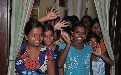 Beispielprojekt: Tudawe Mädchenheim in Wadduwa
