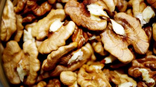 Nährwerttabelle - Vitamin E - Walnüsse - fair4world