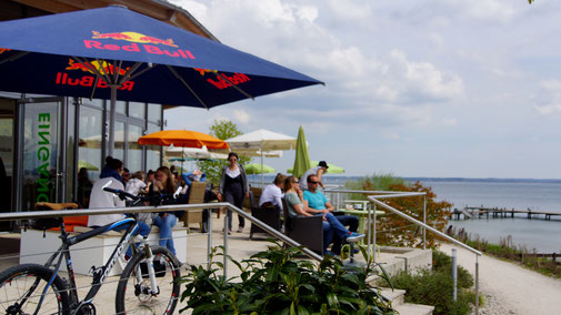 Bagel & Coffee Chiemsee - neue Location - fairani