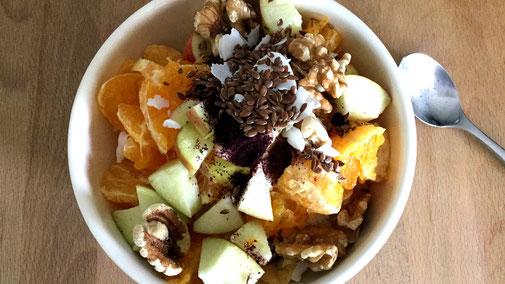 Veganes Müsli - Frühstück - fairani