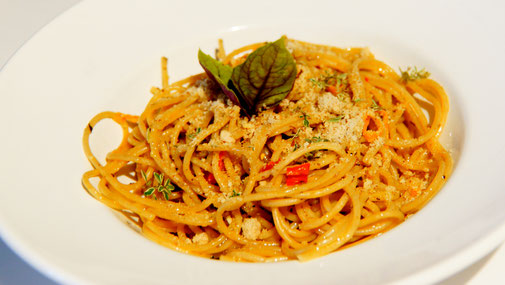 Spaghetti Aglio e Olio Pepperonico - fairani
