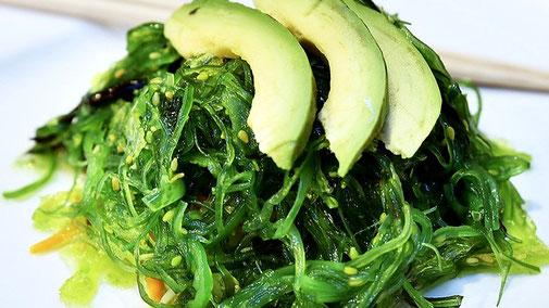 Nährwerttabelle - Vitamin B12 - Algen - fair4world