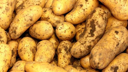 Nährwerttabelle - Kalium - Kartoffeln - fair4world