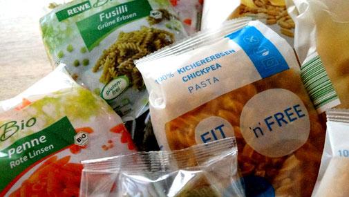 Hülsenfrüchte-Pasta im Test - fairani