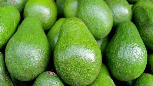 Nährwerttabelle - Vitamin B2 - Avocados - fair4world
