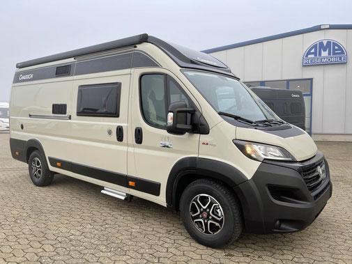 Aussenfoto Chausson Kastenwagen V 697 VIP