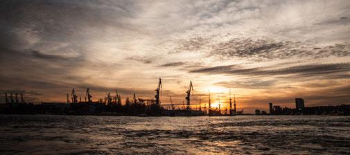 port de Hamburg