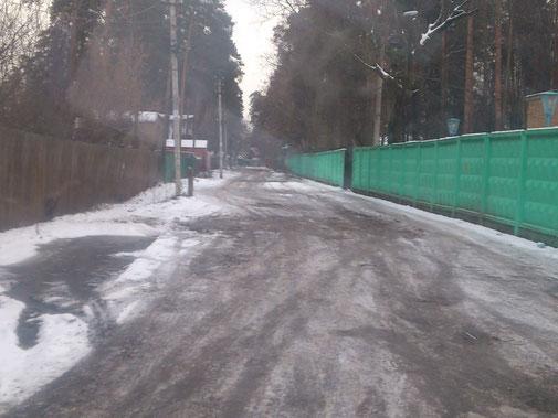 №11. ул. Советская (50м до ворот)
