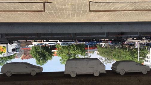 MBSR Gero Sprafke  Wahrnehmung, Autopilot und Sichtweisen - Umgedrehte Autos