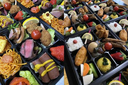 各種お弁当の画像1