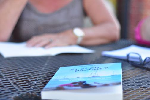 Et si on partait, le premier livre de Valérie Bihain-Renard