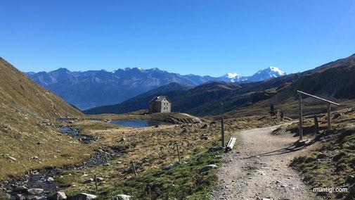 ehem.Pforzheimer Hütte 2256m