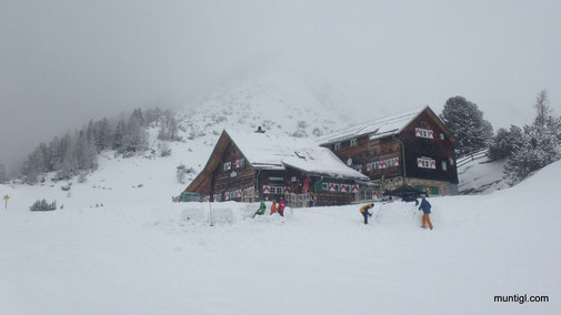 die Südwienerhütte