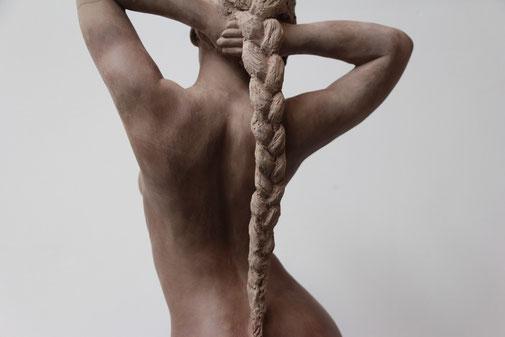 Sculpture, Terre, bronze, sculpteur Langloÿs, Galerie des Carmes, Galerie Toulouse, Galerie d'art Toulouse, Art Toulouse, Art, Toulouse