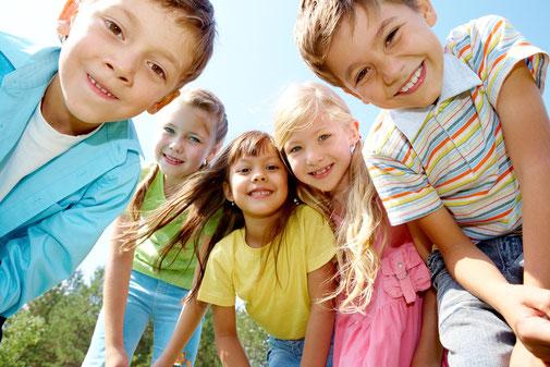 Schulprojekt der Grundschule der Stadt Sankt Vith, für ein gutes Miteinander