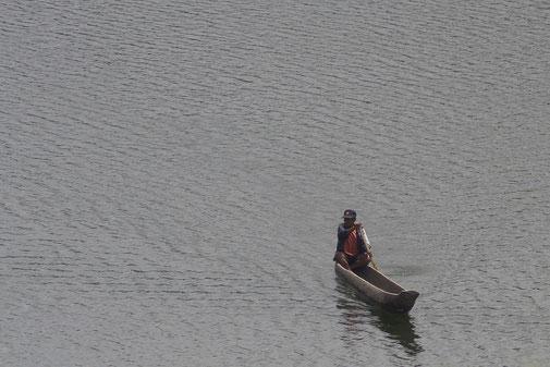 Lake Sebu ist berühmt für seinen Tilapia Fisch, der dort in Fischfarmen gezüchtet wird