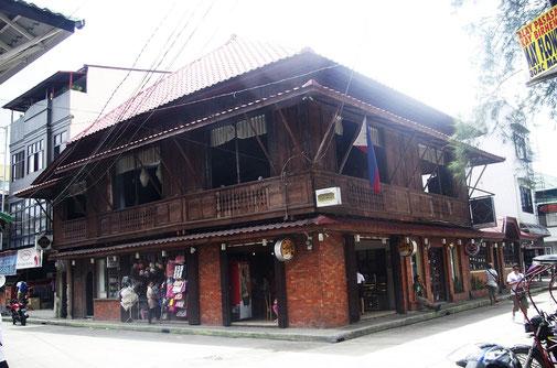 Das Casa de Don Emilio , ein nettes Restaurant in einem schönen alten Haus