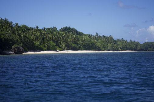 mit dem wir so manche Insel entdeckt haben