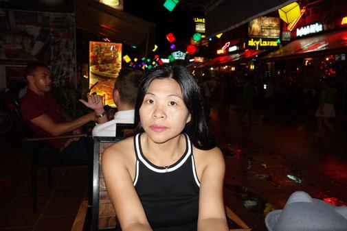 Abends auf der Pub Street