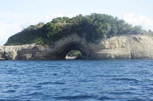 Viele kleine Inseln