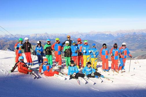 Gletscherkurs am Kitzsteinhorn