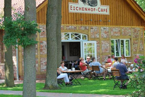 Eichenhof Café - Hellwege --- Foto: Tatjana Schuba