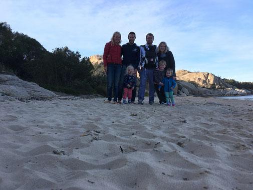 Porto Rafael mit unseren Freunden