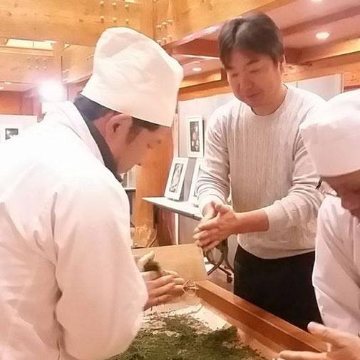 川根(静岡県)の有機栽培茶 樽脇園 無農薬 無化学肥料 オーガニック 手揉み