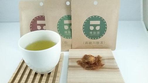 川根(静岡県)の有機栽培茶 樽脇園 無農薬 無化学肥料 オーガニック フレッ茶