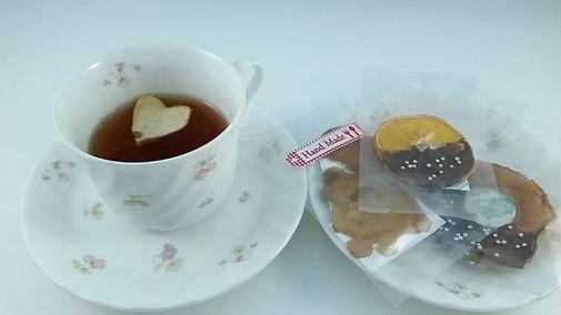川根(静岡県)の有機栽培茶 樽脇園 無農薬 無化学肥料 オーガニック フレーバーティー