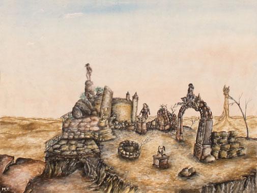 Michael Torneden Ruine