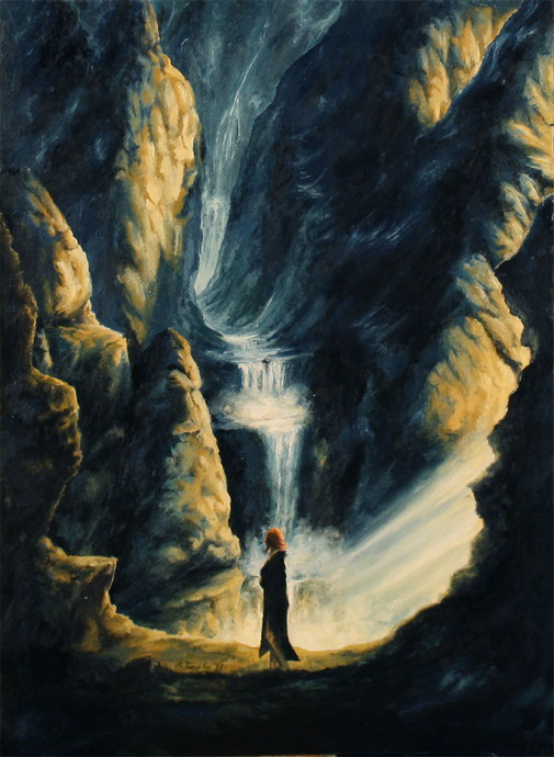 Michael Torneden Wasserfall