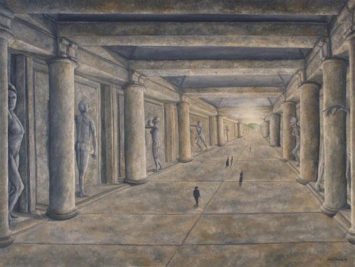 Michael Torneden Säulengang
