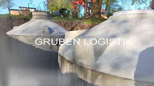 Gruben Logistik just-in-time