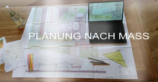 Konzeption und Planung nach HOAI