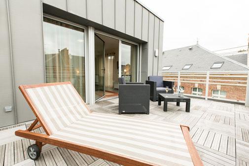 The nest, appartements meublés, gîte, centre d'Amiens, autres hébergements hôtel marotte
