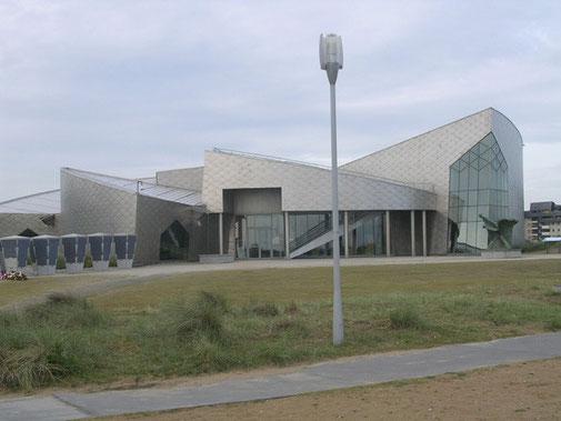 Das Juno-Museum in Bernieres.