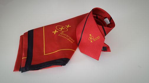 Dames Sjaals laten maken met logo