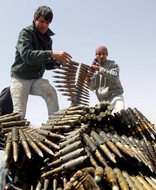 L'impressionnante cadence de tir des canons de 23 mm quadruplés en fait l'un des systèmes d'arme les plus puissants des conflits actuels