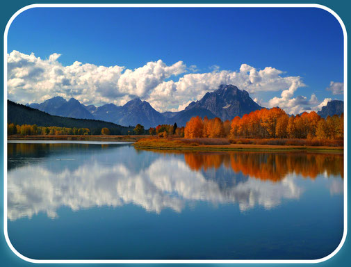 Am Oxbow Bend