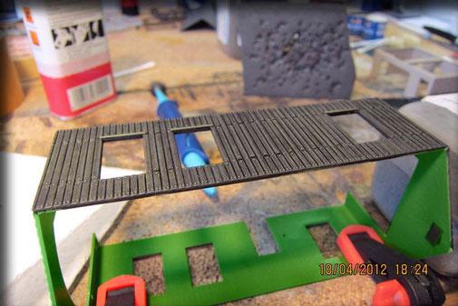 4 - Optik vor dem Granieren