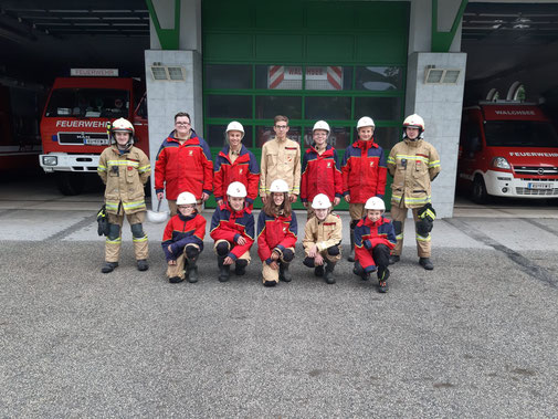 Quelle: Feuerwehr Walchsee