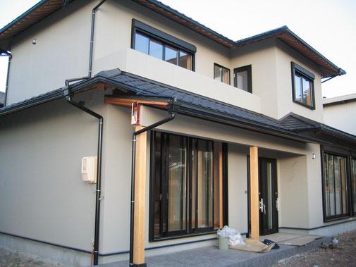 K邸 新築工事
