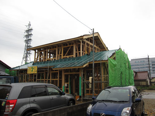 G邸 新築工事